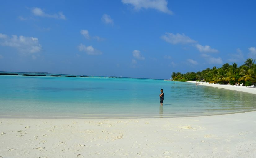 Maldives : Sheraton Island – A Turquoise Heaven
