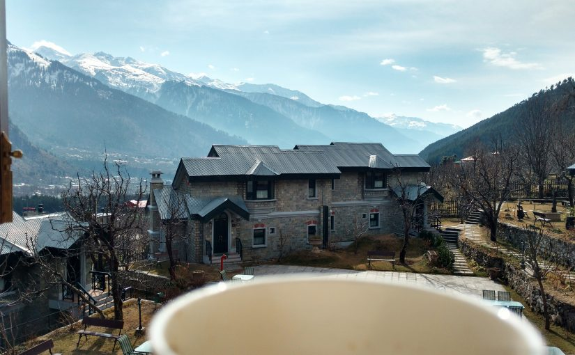 The Himalayan, Manali – Touch of Royalty in Realms of Nature