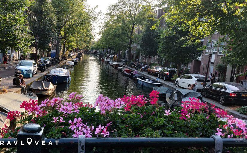 City Of Amsterdam, Netherlands